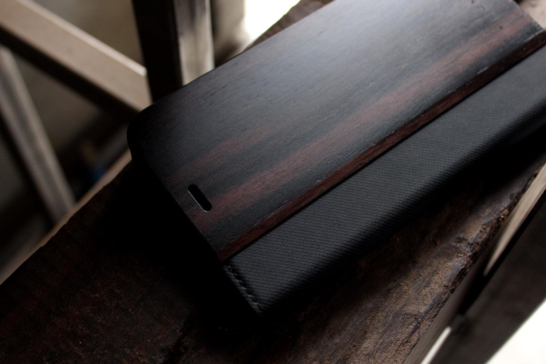 iphone xr用木製アイフォンケース