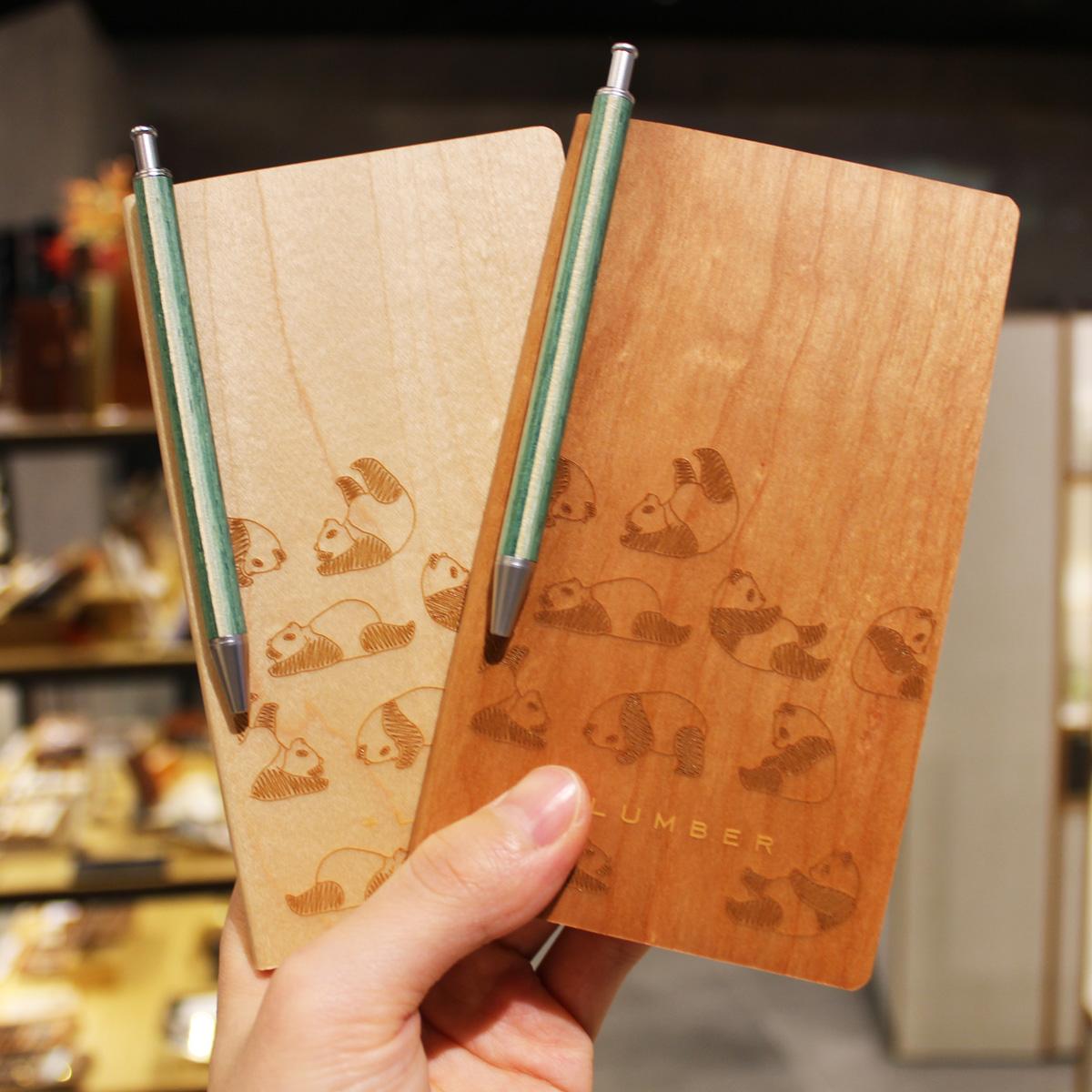 パルコヤ上野店1周年記念 パンダセット限定販売