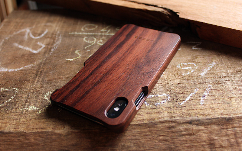 Wooden Case for iPhone XS Max