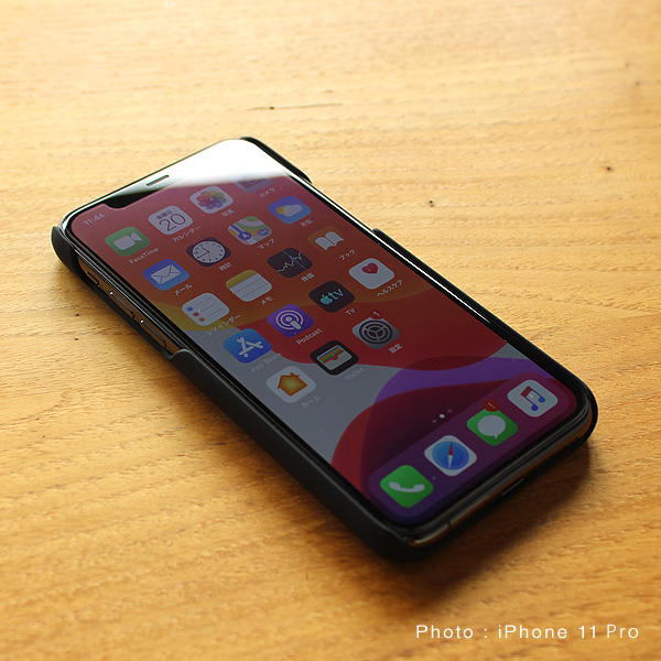 iPhone 11 Pro フロント
