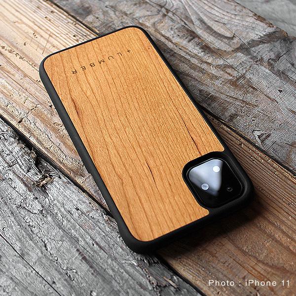 木製iPhone 11 チェリー