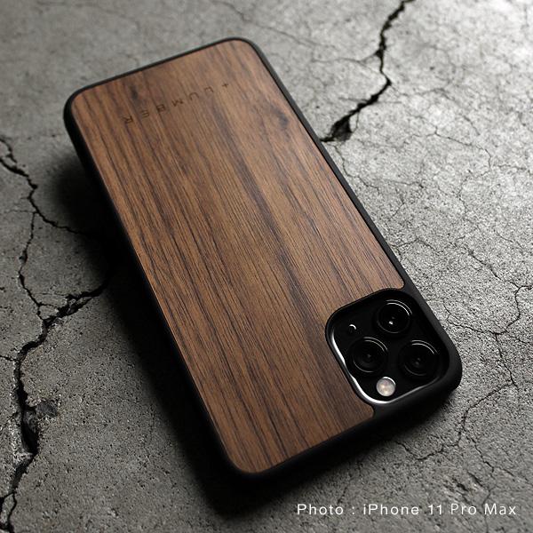 木製iPhone 11 Pro Max ウォールナット