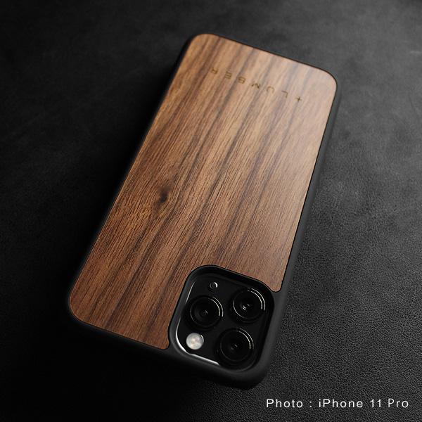 木製iPhone 11 Pro ウォールナット