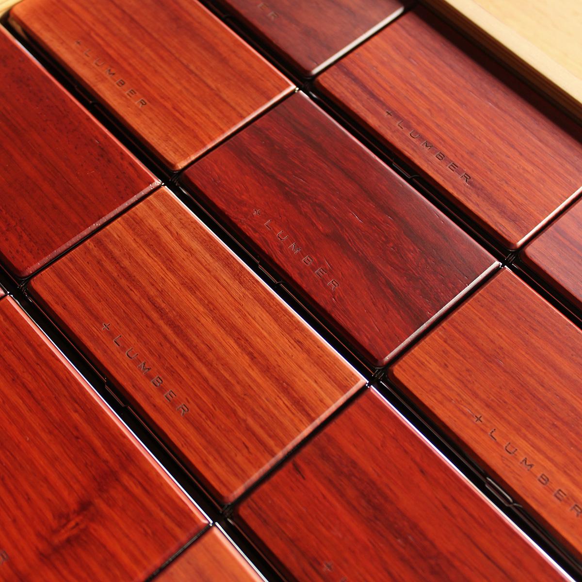 木製名刺カードケース(カリン)