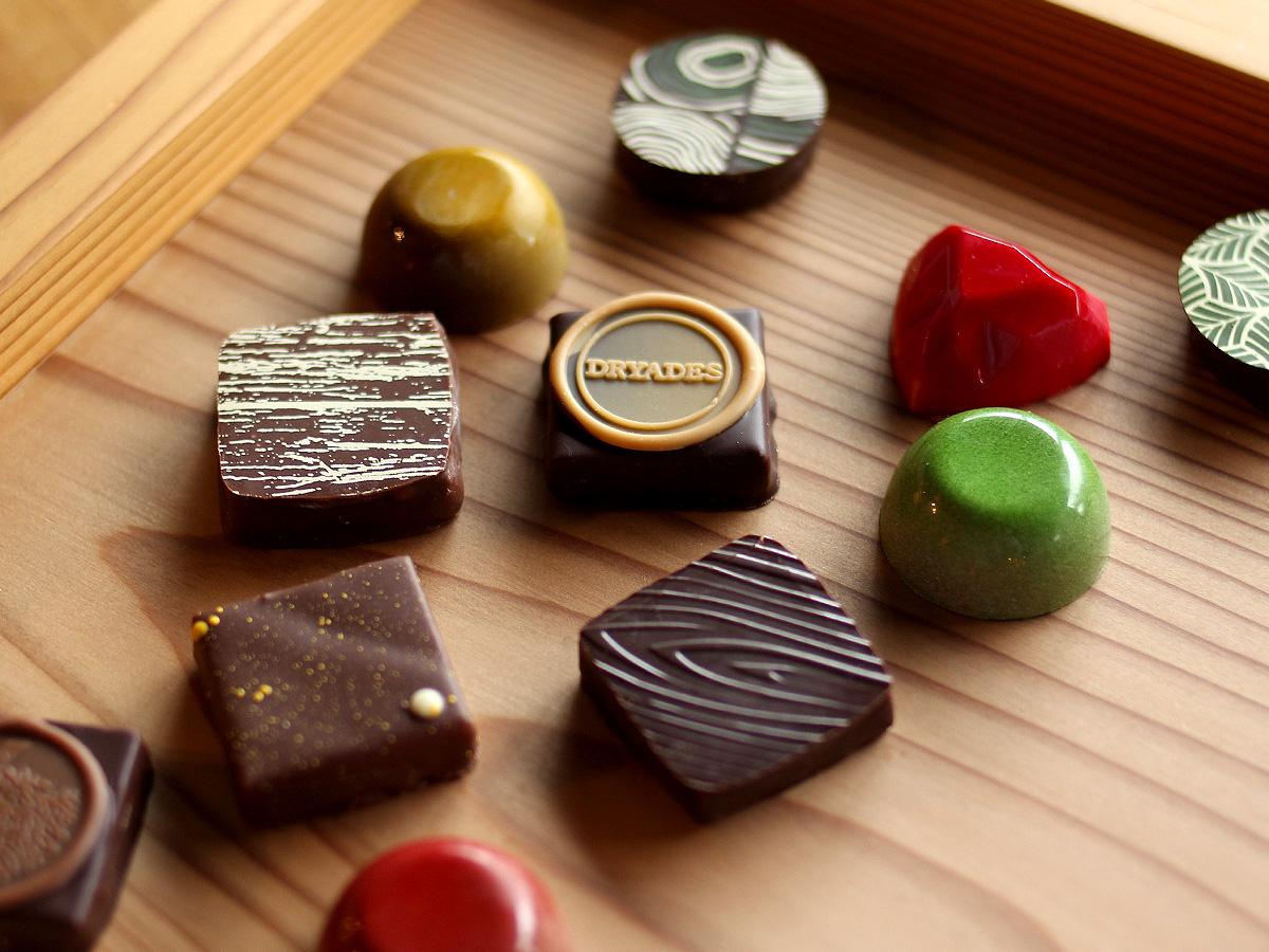 渋谷の新しいチョコレート