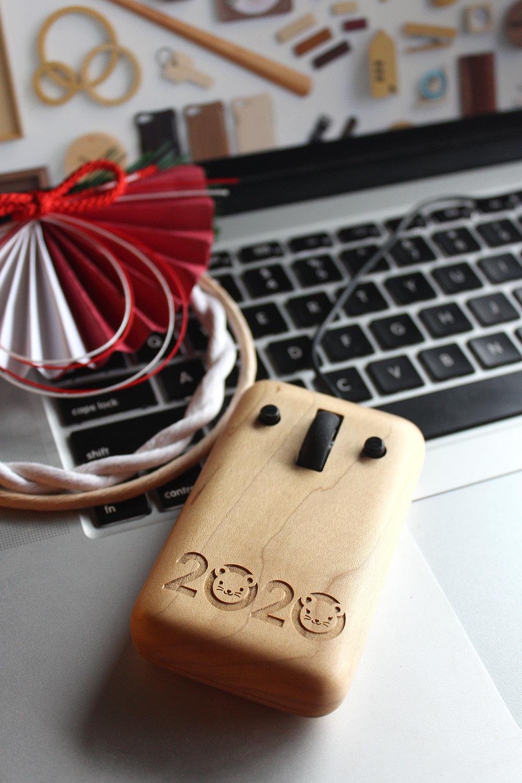 木製デザイン雑貨ブランドHacoa 2020年
