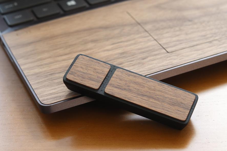 HP #ENVYx360 13 Wood Edition 木製USBメモリ