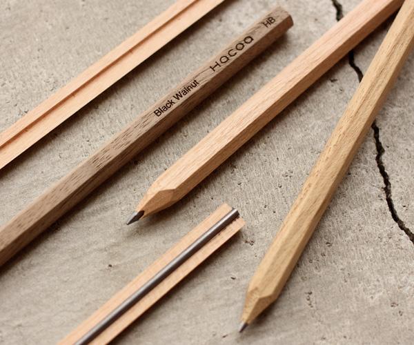 ワークショップ「鉛筆づくり」