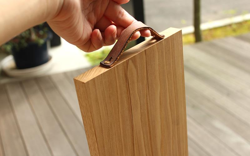 木を切り出してつくる、カッティングボードのワークショップ