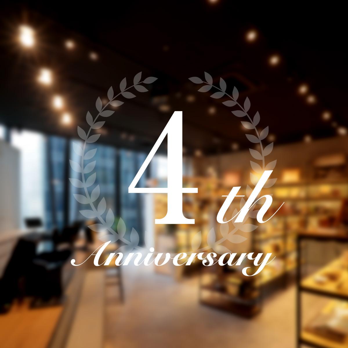 東急プラザ渋谷店-4周年記念