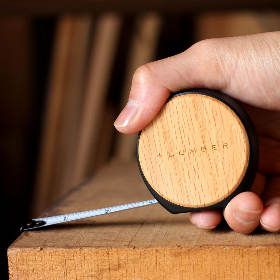 お客様の気になる商品-木製メジャー「MEASURE 3.5M」