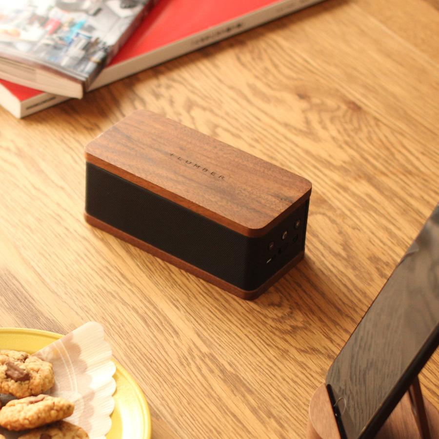 おお客様の気になる商品-木製Bluetoothスピーカー「MOBILE SPEAKER」