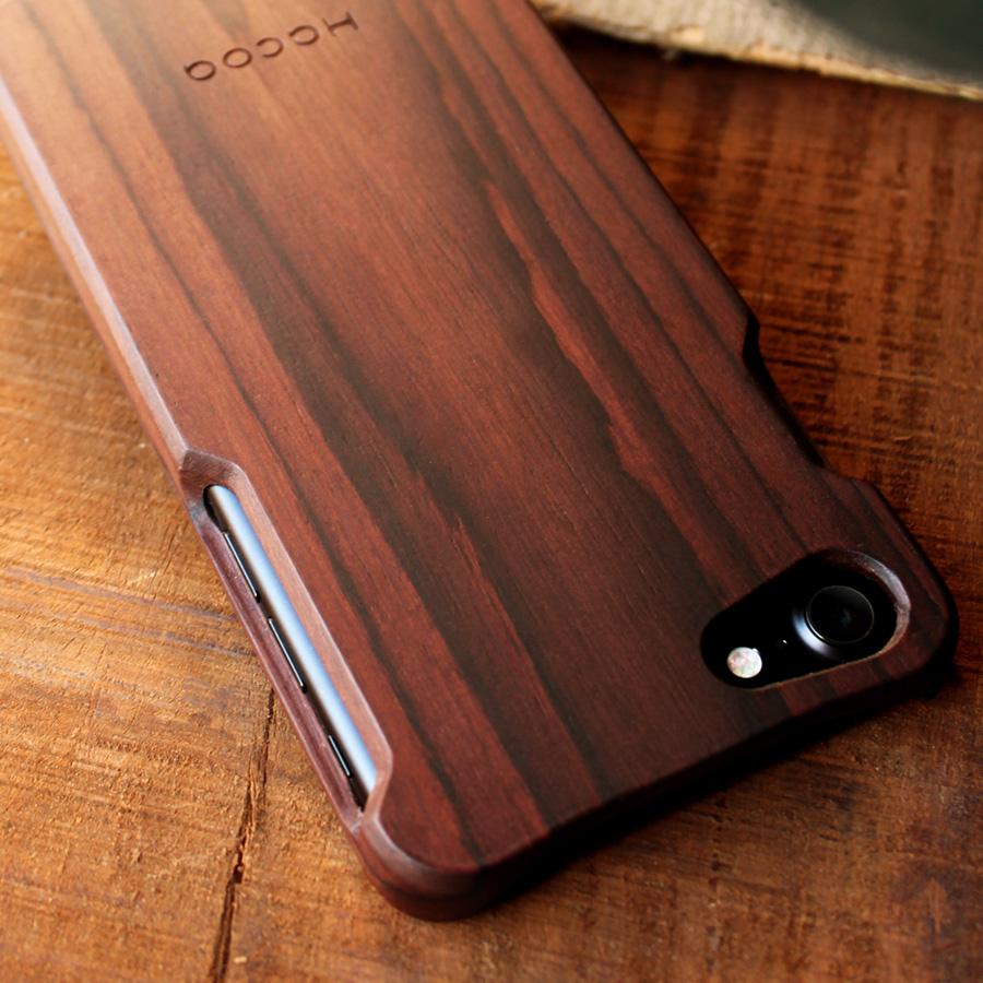 お客様のご愛用品-木製iPhone8/7ケース