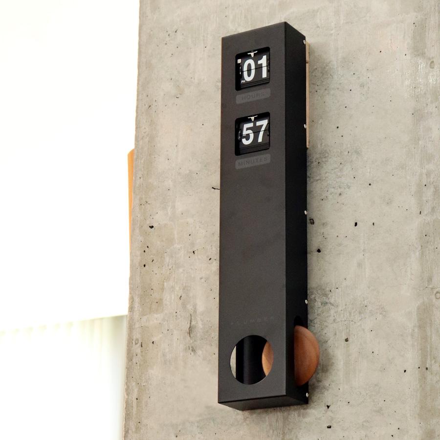 お客様の気になる商品-木製フリップ時計「MEASURE 3.5M」