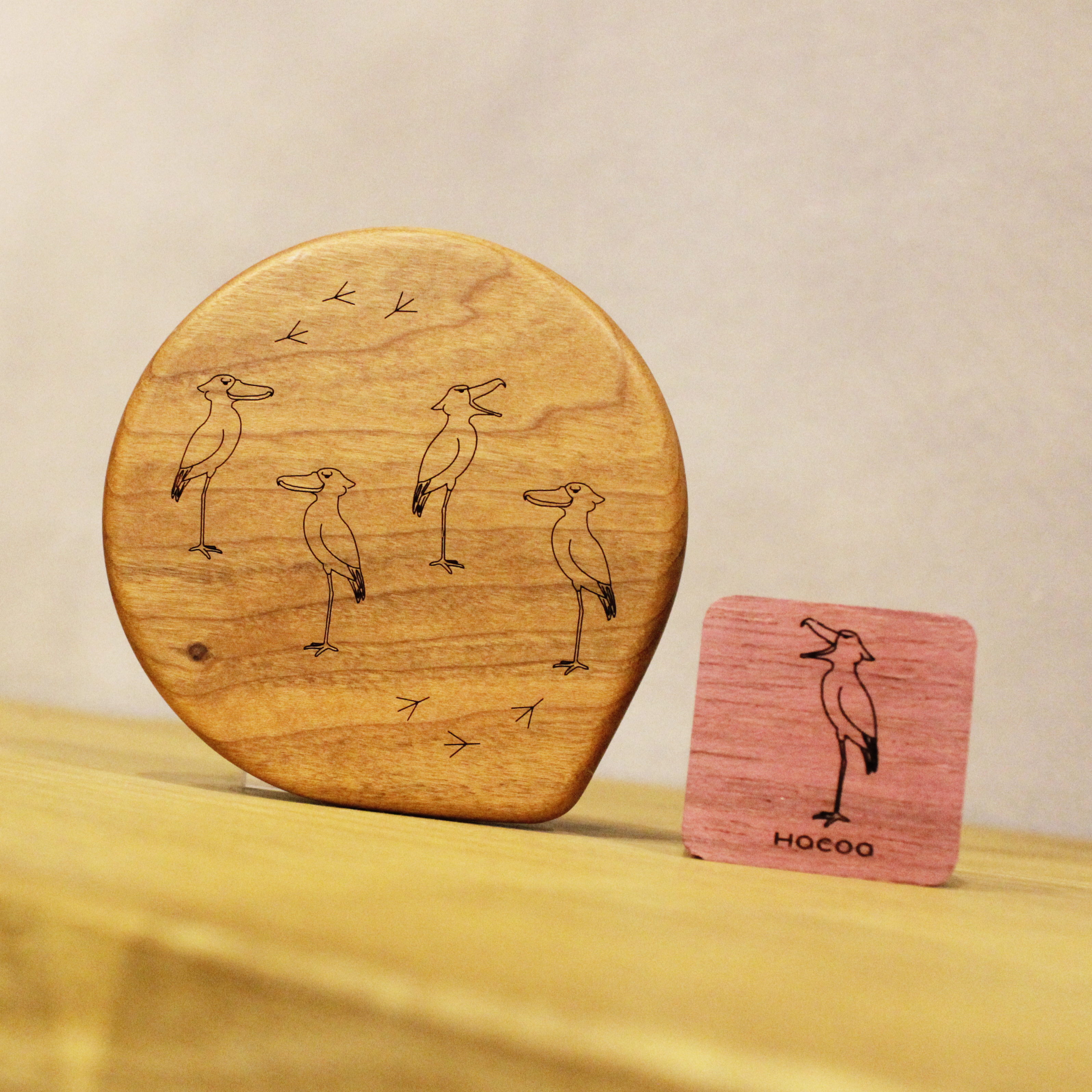 パルコヤ上野店にてどうぶつのイラストを刻印された方全員に アニマルマグネットをプレゼント