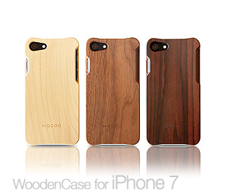 Wooden Case for iPhone7