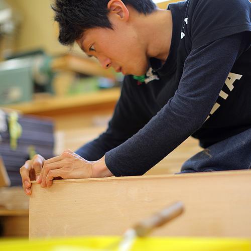 木工職人の作業イメージ