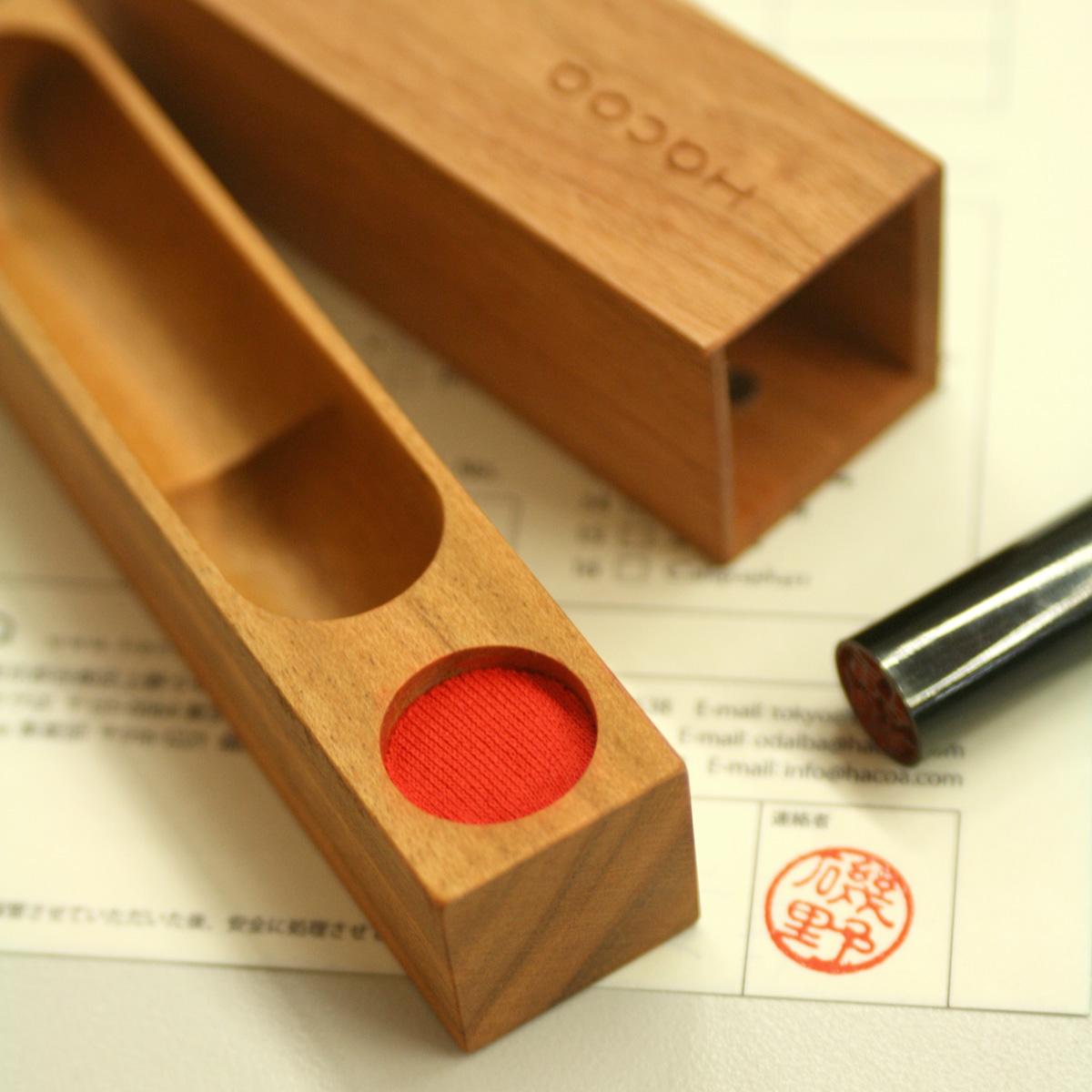 木製印鑑ケースを作ろうとしたきっかけ