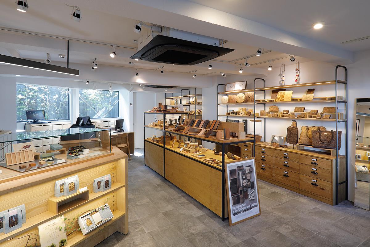 木製デザイン雑貨&DRYADESチョコレート