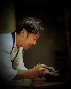 料理人 松本圭介