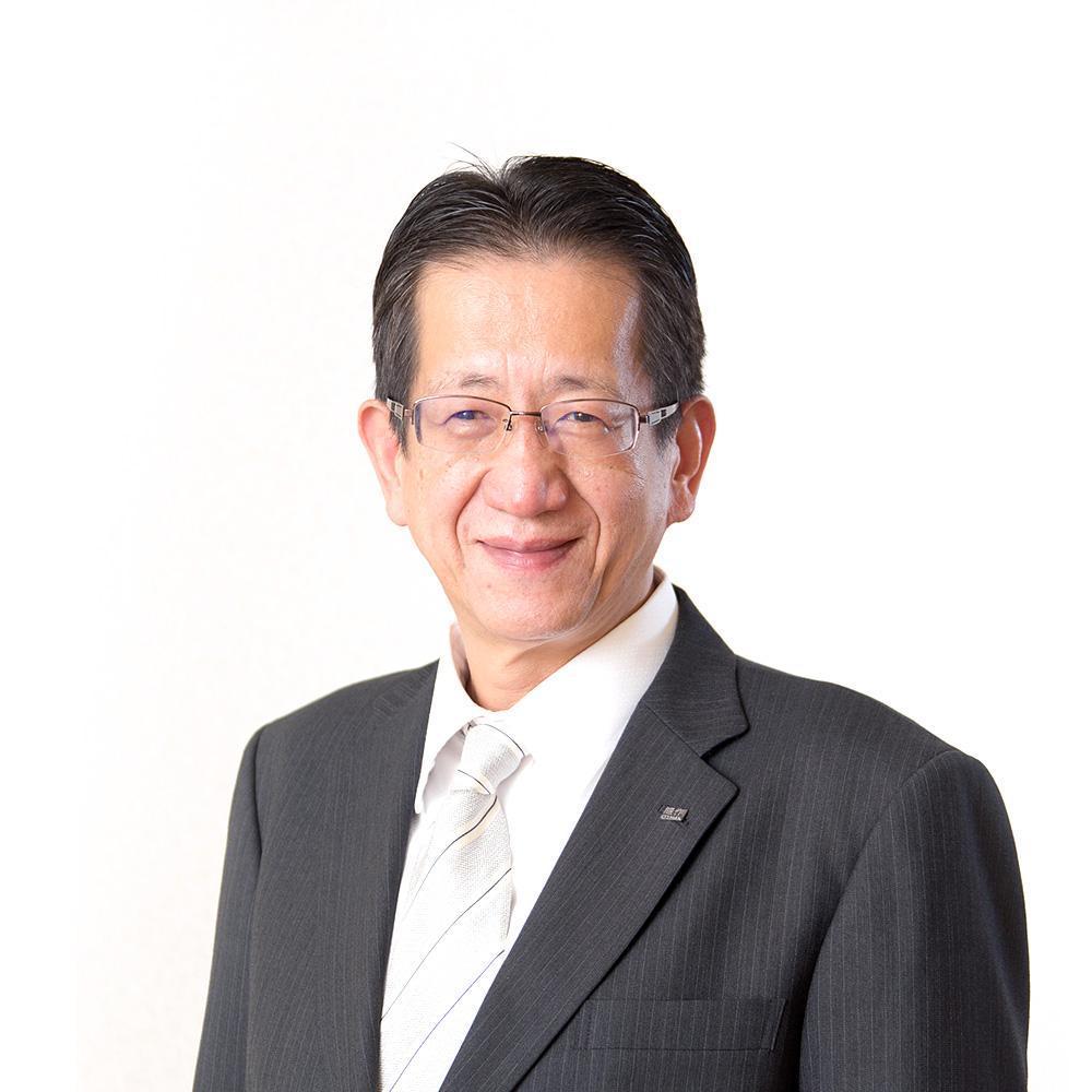 代表取締役社長 能作 克治