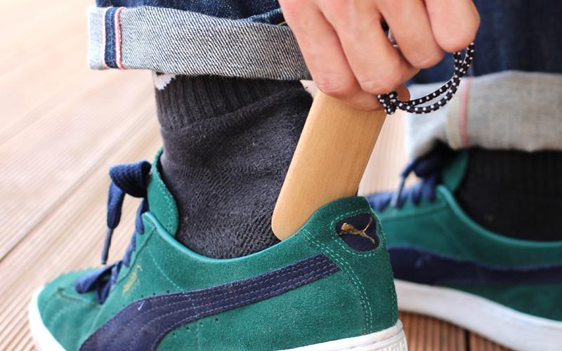 ワークショップ-携帯靴べら