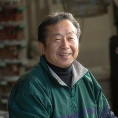 大谷石彫刻家 渡邉哲夫 氏